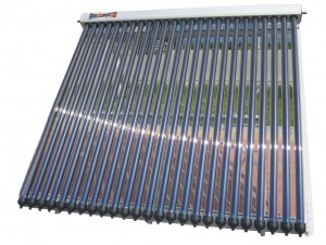 SunQuest 250 Evacuated Tube Solar Collector